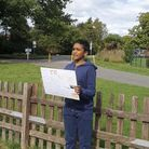 Saivithyan Thayan who did a charity walk for TZ Rising and Children in Need and donates all his birthday money to an...