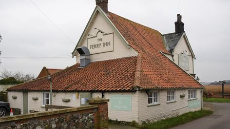 The Stokesby Village Shop at the Ferry Inn. Picture: DENISE BRADLEY