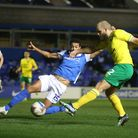 Teemu Pukki fired Norwich City in front in the Championship trip to Birmingham City