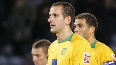 Glenn Roeder brought John Kennedy to Norwich on loan Picture: Michael Sedgwick/Focus Images