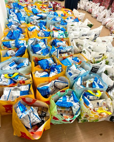 Foreign students rely on Newham foodbank due to having no recourse to public funds