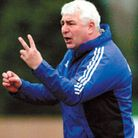 George Borg was Hornchurch manager in 2003-4