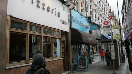 Dozens of shoplifting offences have been reported on or around Muswell Hill Broadway. Picture: Googl