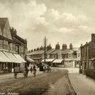 hitchin nightingale road historic picture