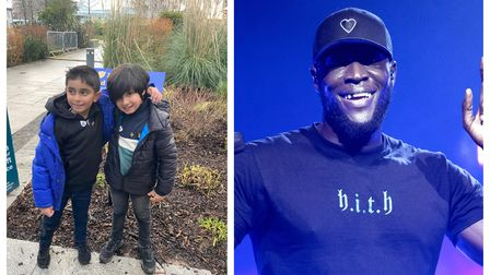 Mikaeel Ishaaq and Ayaan Moosa, aka the Lemonade for Yemen-aid boys got a surprise message from Stormzy and their...