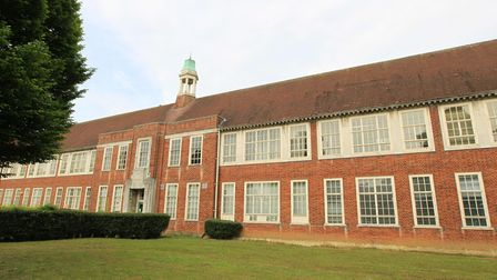 The former Grammar School in Letchworth, will open to students from the Da Vinci school in September