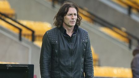 Wycombe Wanderers Manager Gareth Ainsworth during the Sky Bet Championship match at Carrow Road, Nor