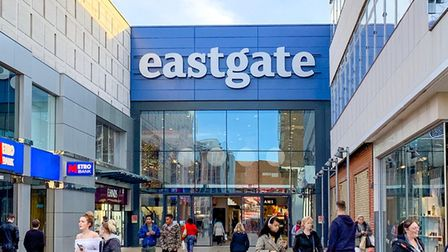 """The """"hula hoop girl"""" will be displayed permanently at a new gallery in Eastgate Shopping Centre, Basildon."""