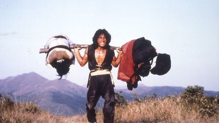 Jackie Chan was both director and star of 1980's The Young Master at the age of 26