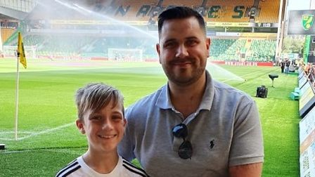 Wisbech businessman at Norwich City