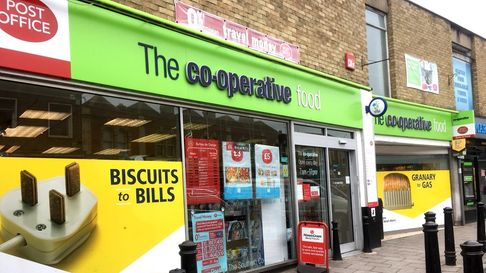 Southern Co-op, Old Street, Clevedon