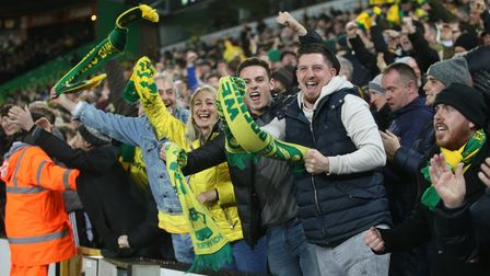 The last time Carrow Road was full before the pandemic was Norwich City's 1-0 Premier League over Leicester a year ago...