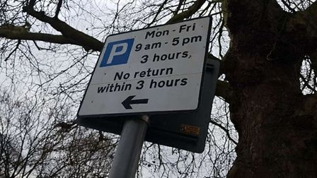Hatfield parking could become free for up to three hours
