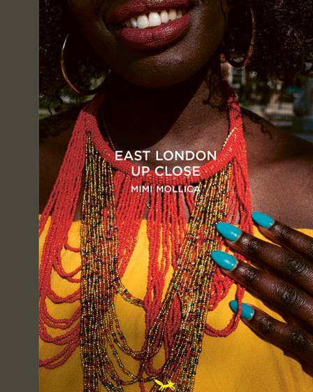 East London Up Close By Mimi Mollica is published by Hoxton Mini Press