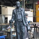 Ebenezer Howard statue