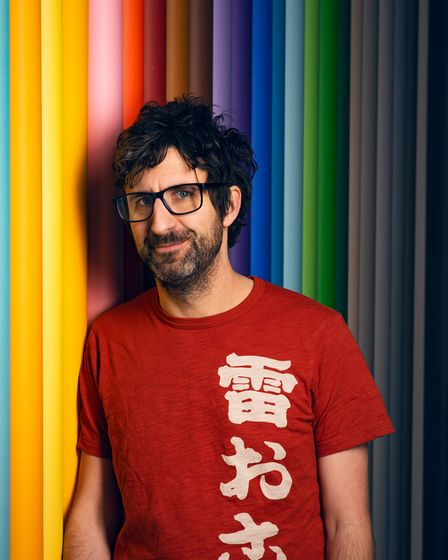 Mark Watson will host his Carpool Comedy Club at the Hertfordshire Showground as part of the The Alfresco Theatre Drive-in.