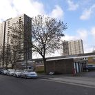 Carpenters estate in Stratford