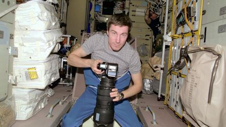 SergeiKrikalev on a later space mission, to the International Space Station, in 2000  - gettyimages 1593723 1  - The man the Soviet Union left in space
