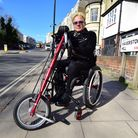 Mik Scarlet, 55, from Camden Town