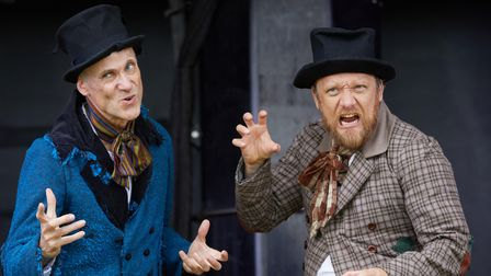 Car Park Party will now present Horrible Histories'Barmy Britain at Knebworth Park on Saturday, April 24.