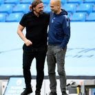 Manchester City manager Pep Guardiola is friends with Norwich City head coach Daniel Farke
