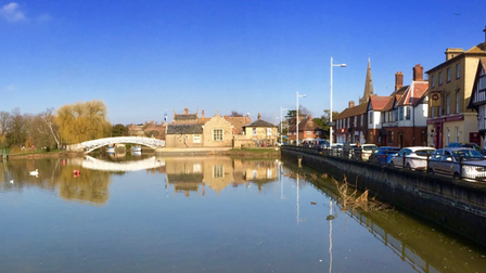 Jacqueline Sheriff took her photo in Godmanchester.