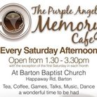 The Purple Angel memory cafe will reopen onJuly 10