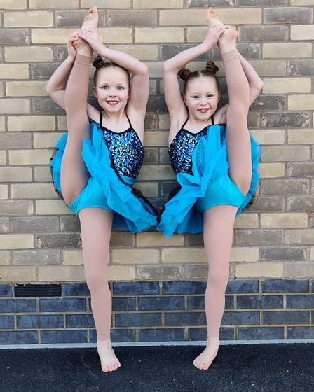 Chloe and Isla are heading to the Dance World Cup
