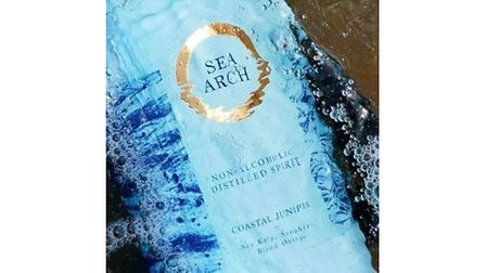 Sea Arch Drinks wasfounded by Geoff and Sarah Yates
