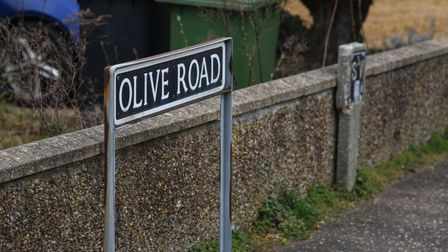 Olive Road in Costessey. Picture: Danielle Booden