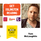 Authors Sita Brahmachari and Tom McLaughlin are set to host online events for Islington pupils for World Book Day