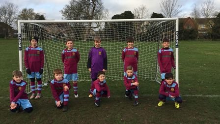Priory Parkside Colts FC is our Club of the Week.
