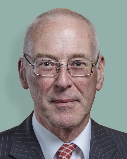 Councillor Neil Hargreaves of Uttlesford District Council