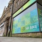 Safe Haven Centre opened in Weston town centre.