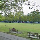 Highbury Fields. According to Islington Council the weekend's warmer weather led groups to gatherin parks across the borough