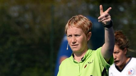 Helen Sargeant of St Neots Hockey Club