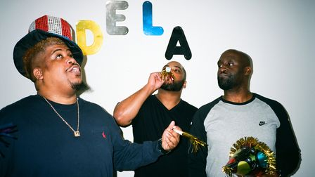 Trio De La Soul have been announced for Standon Calling 2021.