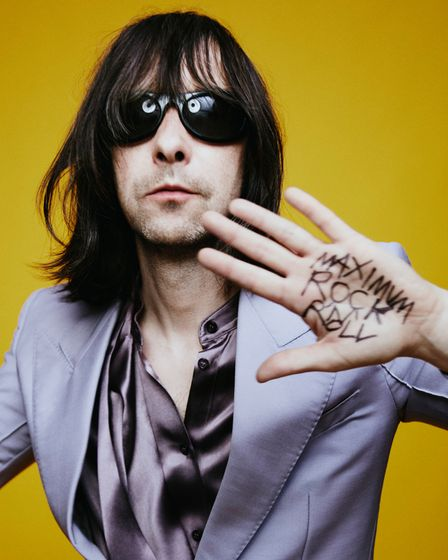 Bobby Gillespie will be belting out Primal Scream's biggest hits at Standon Calling this summer.