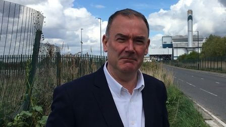 Jon Cruddas MP criticised government for interfering with Havering's planning.