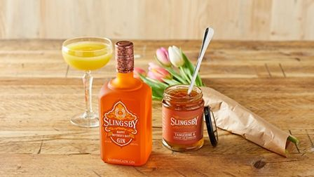 Slingsby Marmalade Gin