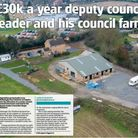 How we broke the story of farmgate more than two years ago. A complex report and final conclusions will be debated by the seven strong audit committee of Cambridgeshire County Council on Friday.