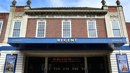 The Regent in Ipswich has been closed in response to Coronavirus and after the Prime Minister's spee