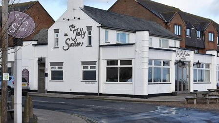 The Jolly Sailors in Pakefield. Picture: Mick Howes