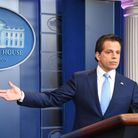 Anthony Scaramucci during his brief spell asDonald Trump's White House communications director