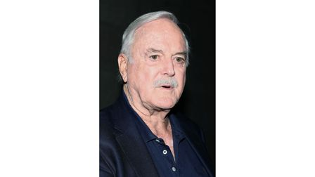 File photo dated 08/08/18 of actor John Cleese, who has said he believes he contracted coronavirus i