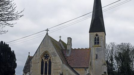 The Church of St James the Great in Warsley.