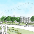 Plans for 120 homes on Houghton Field