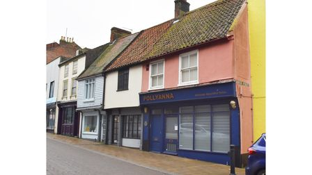 High Street in Lowestoft is one of the roads that will be temporarily closed for repair works.