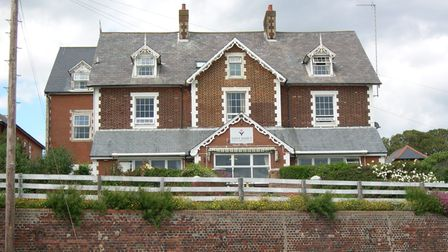 St Mary's Nursing Home in Felixstowe set for conversion to homes