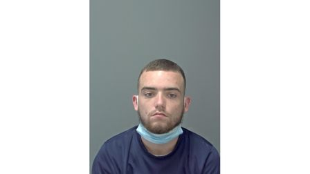 Ronnie Downes, from Dagenham, was jailed for eight years at Ipswich Crown Court